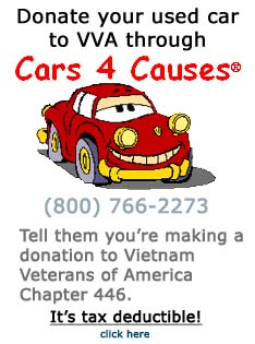 Donate your used car via Cars 4 Causes